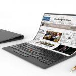 Presentato il nuovo Lenovo a schermo flessibile