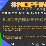 #NOPANIC – Keep IT Simple – Arriva l'iperconvergenza