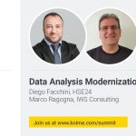 Modernization of Data Analysis with Knime Analytics Platform