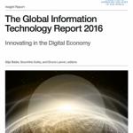 The Global Information Technology Report 2016: il cammino dell'Italia nell'innovazione digitale